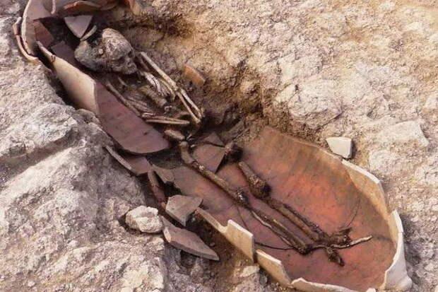 Крупный римский некрополь обнаружен на Корсике