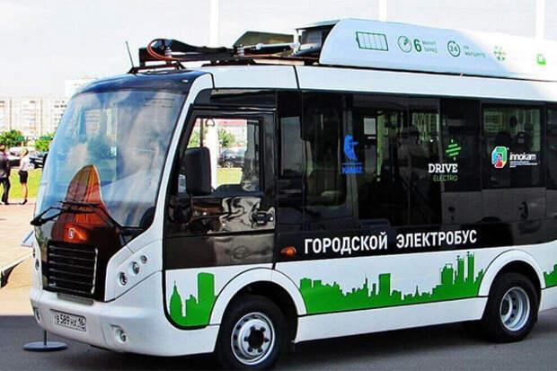 """""""КамАЗ"""" поможет властям создать экологический чистый транспорт"""