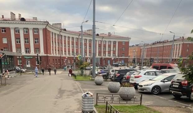 Мэр Петрозаводска получил замечание от Парфенчикова