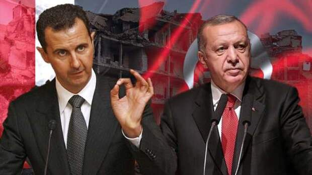 Турция опровергла вступление впереговоры сАсадом: Разговаривают только разведки