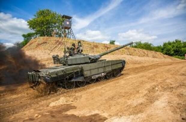 Второе пришествие легендарного Т-72