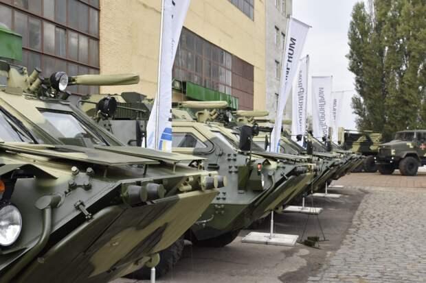На Украине рассказали о рисках остаться без оружия на несколько лет