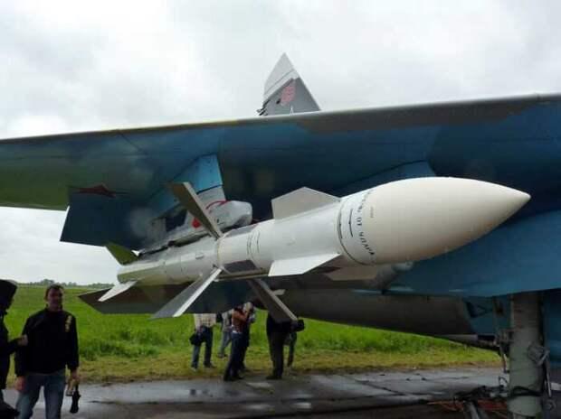 В России испытали самую дальнобойную ракету класса «воздух-воздух» в истории