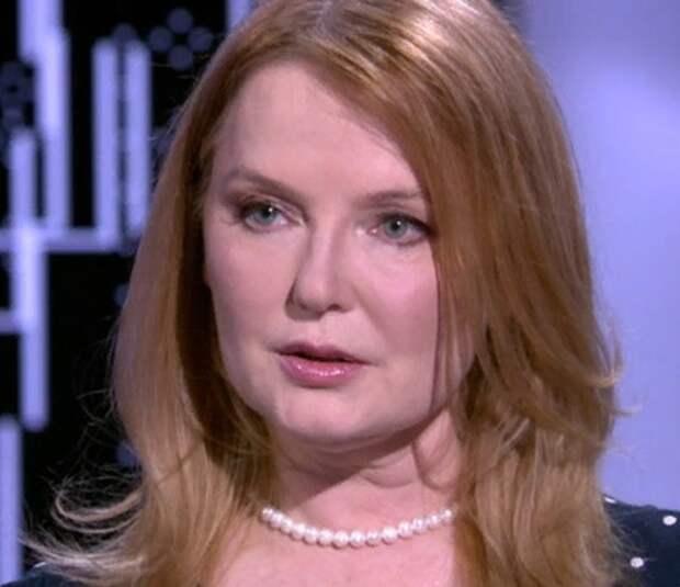 Лариса Вербицкая рассказала, как сбежала от первого мужа после того, как он ее избил
