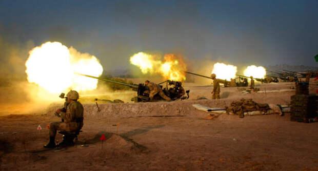 В Сирии российскими «Краснополями» уничтожены позиции турецких военных