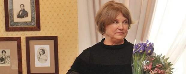 Вдова Евгения Леонова скончалась на 86-м году жизни