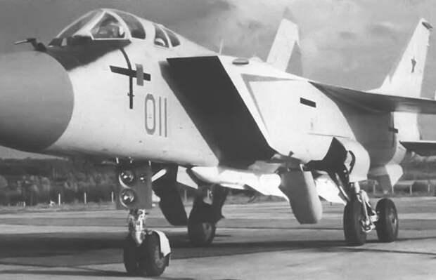 2.Первый серийный МиГ-31
