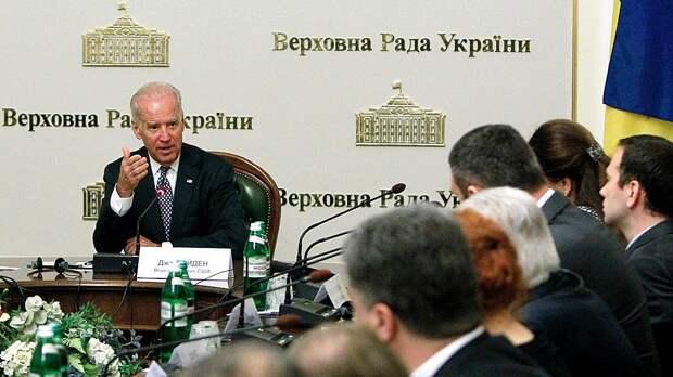 Американский инструмент «Украина» всегда должен быть отточен и в полной боевой готовности
