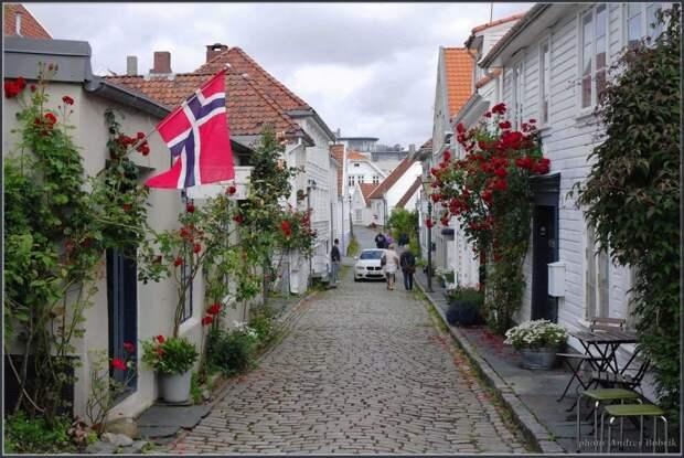 Уже год как я переехала из Украины в Норвегию. Хотите жить как они?! Рецепт есть! И он абсолютно бесплатный