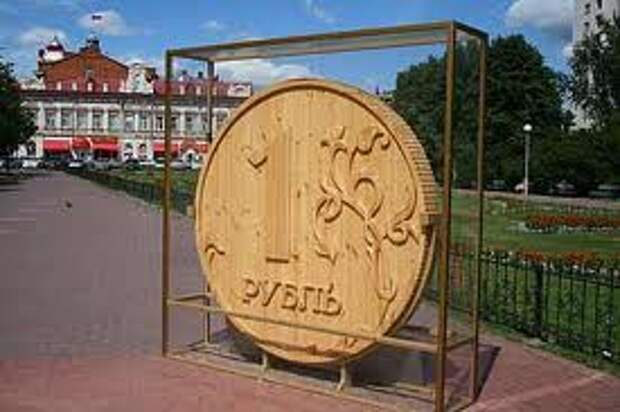 История возникновения рубля