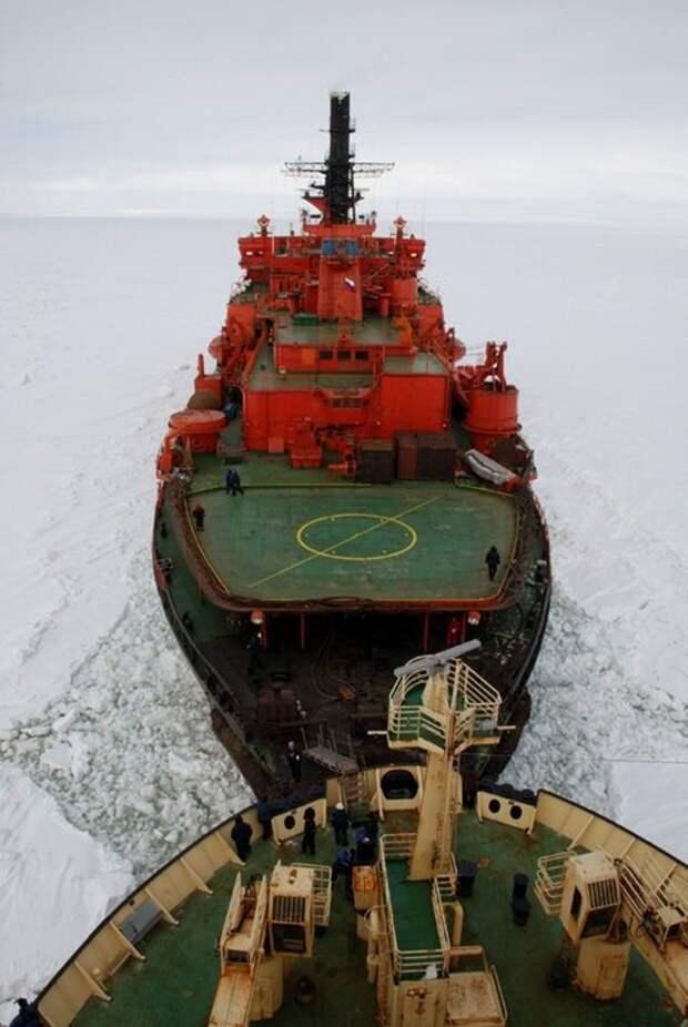 Как США может отобрать Северный морской путь у России