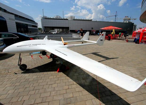 Белорусы занялись разработкой беспилотного носителя беспилотников