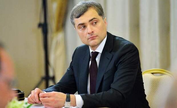 На фото: Владислав Сурков