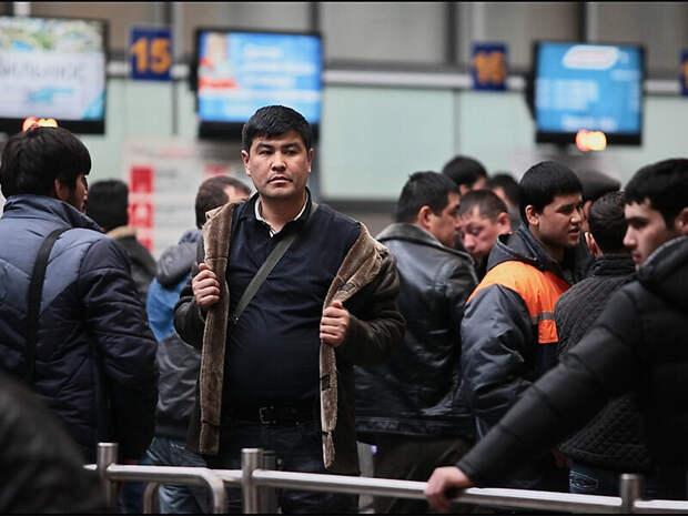 Национальный вопрос и миграция