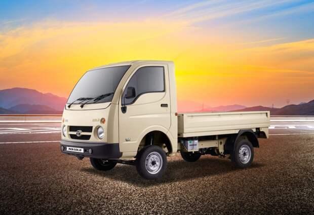 Tata Motors представила легкий грузовик Ace Gold Petrol CX