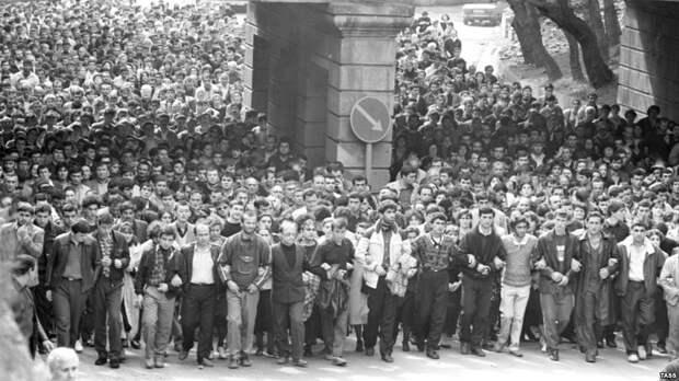 Трагедия в Тбилиси 1989 года: что случилось на самом деле?