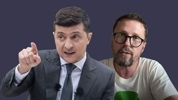 Владимир Зеленский объявил санкции против тещи Анатолия Шария