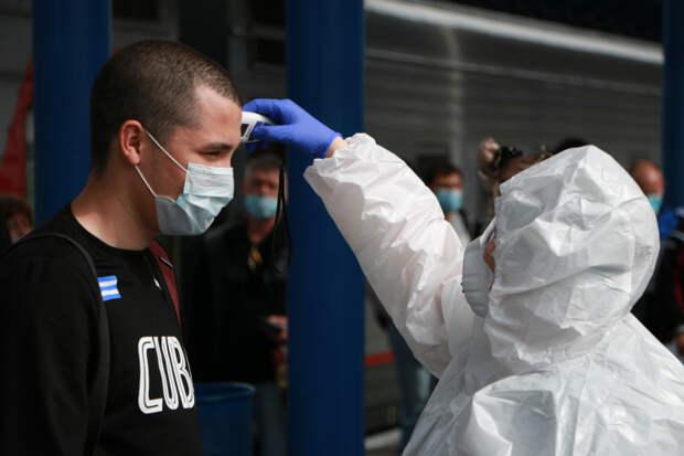 Всех въезжающих в Севастополь людей начали тестировать на COVID-19