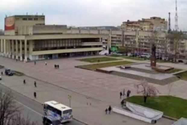 Пешеходное движение на площади Ленина в Симферополе перекроют на 27 февраля