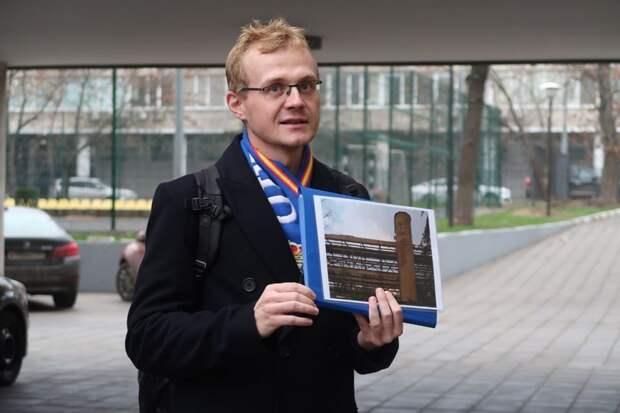 Андрей Клюев// из личного архива