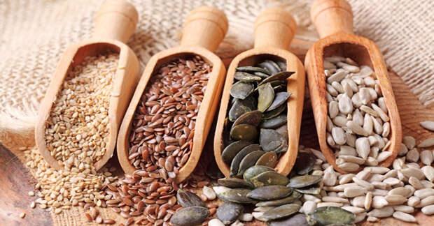 5 жиросжигающих семян — это ключ к здоровому устранению лишнего веса!