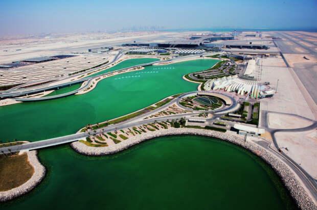 Hamad International Airport - аэропорт в Катаре.