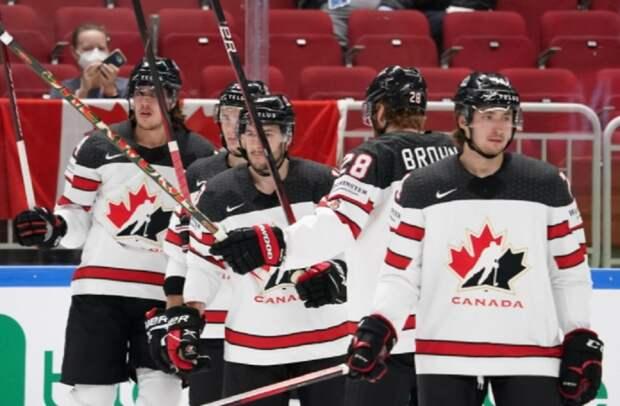 Победителем чемпионата мира по хоккею-2021 стала Канада