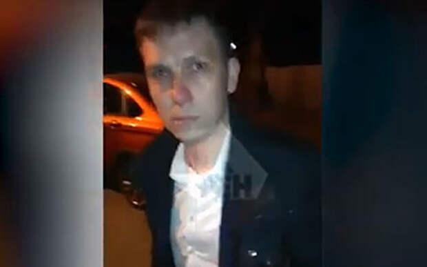 Начальник ГИБДД устроил пьяное ДТП