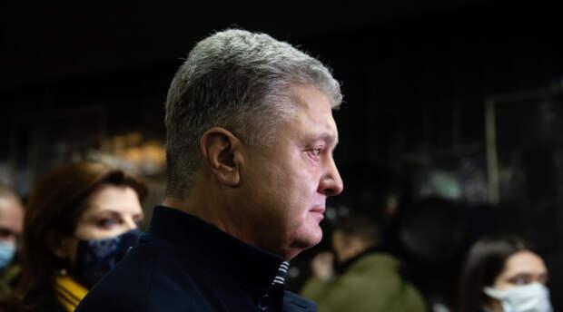 Петр Порошенко закончил обращение к украинцам фразой «Путин-капут!»