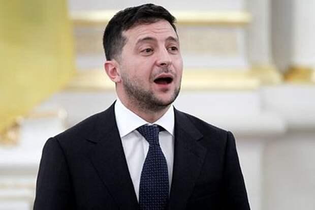 Зеленский проинформировал представителя США о продвижении к миру в Донбассе