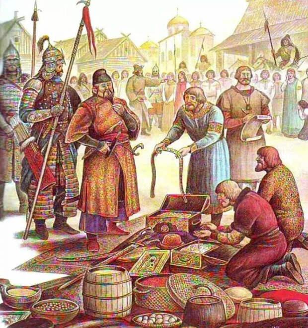 Что пели викинги о Руси… И когда начали?