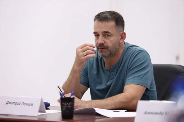 Дмитрий Певцов и общественники СВАО обсудили перспективы кинотеатра «Полярный». Фото: Кирилл Журавок
