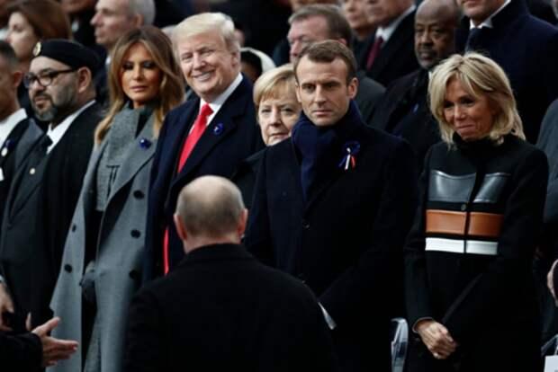 Макрон и Трамп готовят отставку Путина в рамках пакта между Россией и Западом - версия