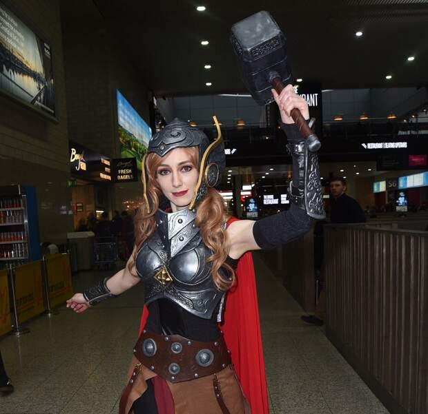 Косплей на MCM Comic Con в Лондоне