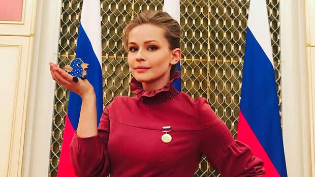 В России выбрали актрису, которая полетит сниматься на МКС