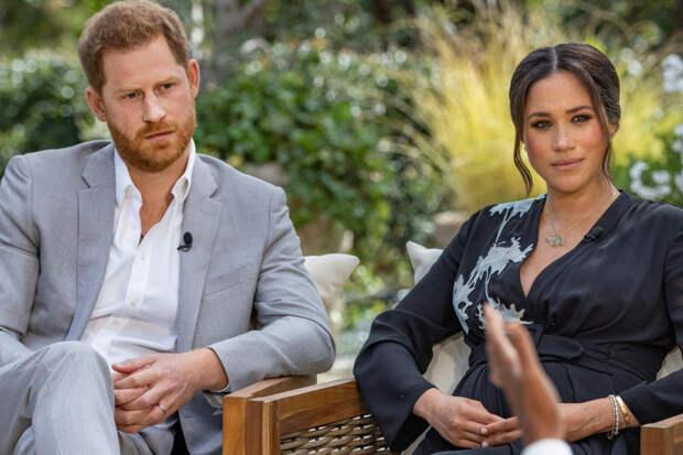 Принца Гарри и Меган Маркл заподозрили в мошенничестве с пожертвованиями