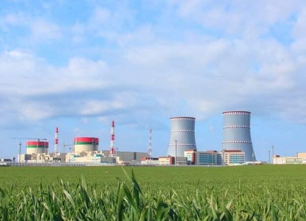 Недавно запущенная БелАЭС прекратила выработку энергии из-за аварии