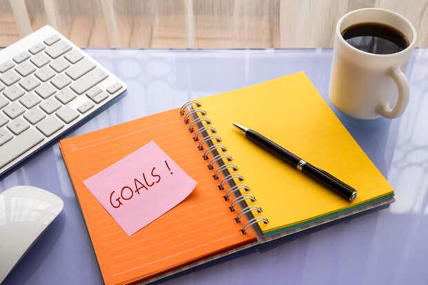 Чек-лист из 7 пунктов по постановке и достижению целей