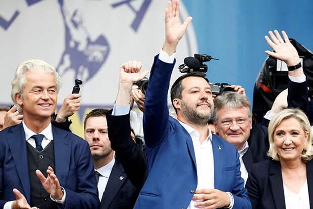 Пробежимся по новостям: пинок Макаревичу, страдания Конгресса и борьба литовских геев