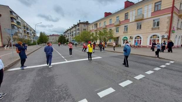8 мая 2021 года ОАО ´Бобруйский мясокомбинат´ принял участия в двух легкоатлетических эстафетах.