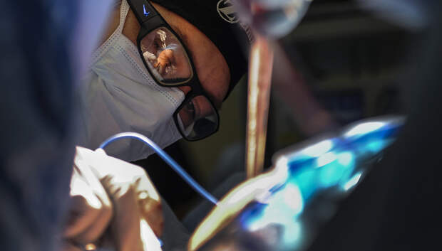 В роддоме Подольска провели кесарево пациентке с 2 рубцами на матке и сколиозом