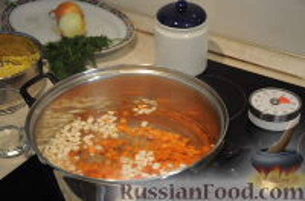 Фото приготовления рецепта: Кулеш украинский - шаг №7