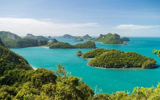Власти Таиланда запретили пользоваться солнцезащитным кремом в национальных морских парках