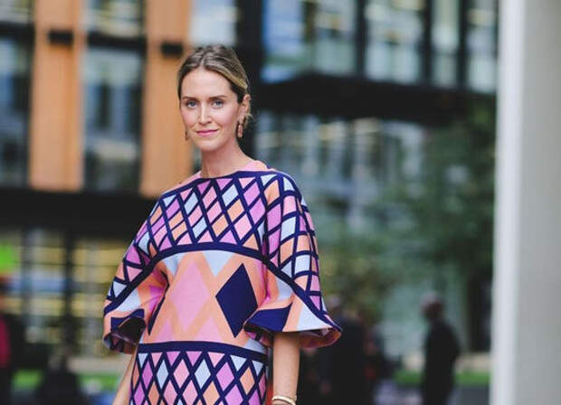 Как выглядеть стройнее и быть в тренде: самые модные принты для красивой фигуры