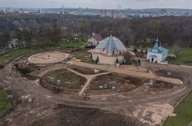 В Кишиневе обустроят сквер памяти жертв катастрофы на Чернобыльской АЭС