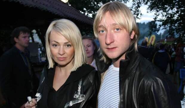 Плющенко и Рудковскую предупредили о последствиях встречи с грызунами