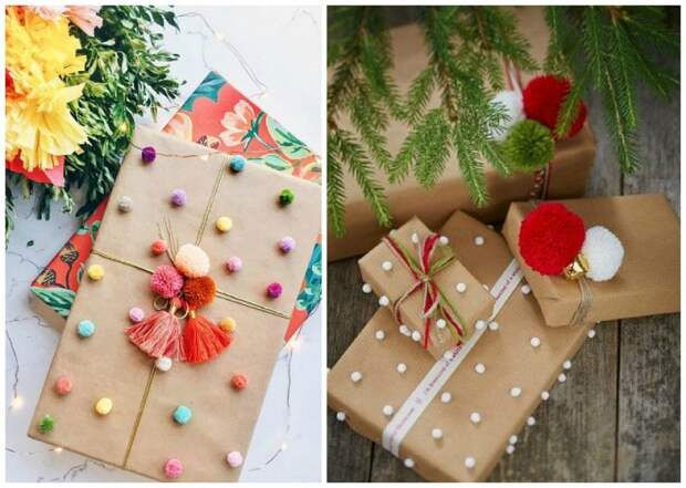 Подарки с намеком на Новый год