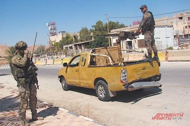 Боевики напали на сирийских военных в Идлибе