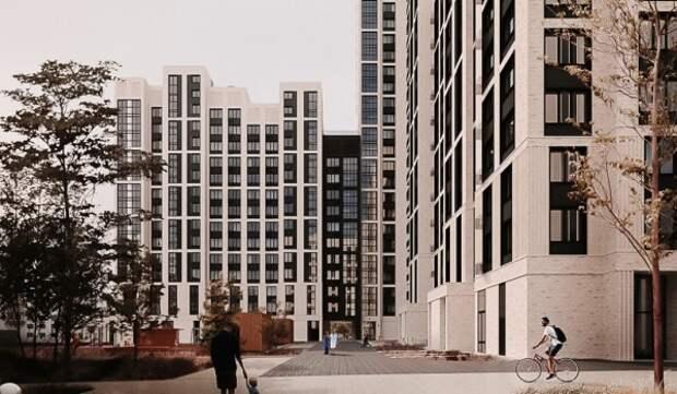 Почти 3 млн «квадратов» жилья по реновации строится в Москве