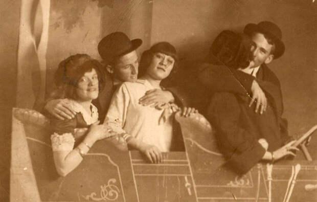 Старые смешные фото